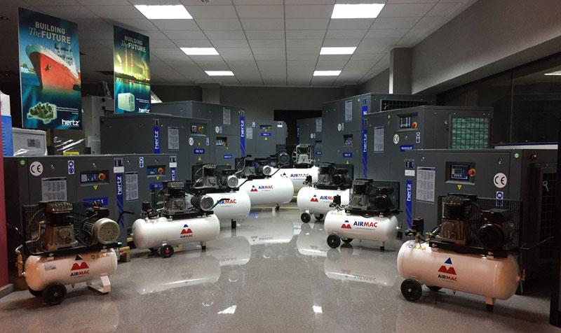 airmac compresores en elda