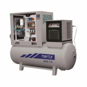 Compresores de Aire Comprimido de Tornillo HGS-7.5