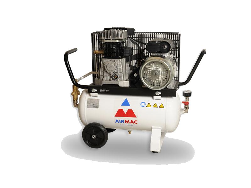 compresores piston airmac gotele marcha vacio
