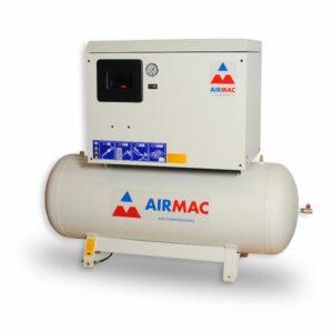 compresores piston airmac serie airsilent