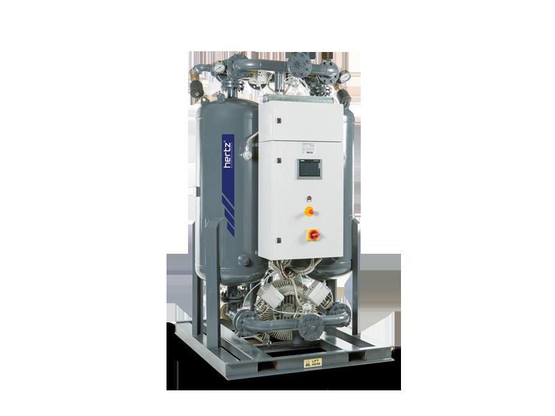 secadores adsorcion serie hbp