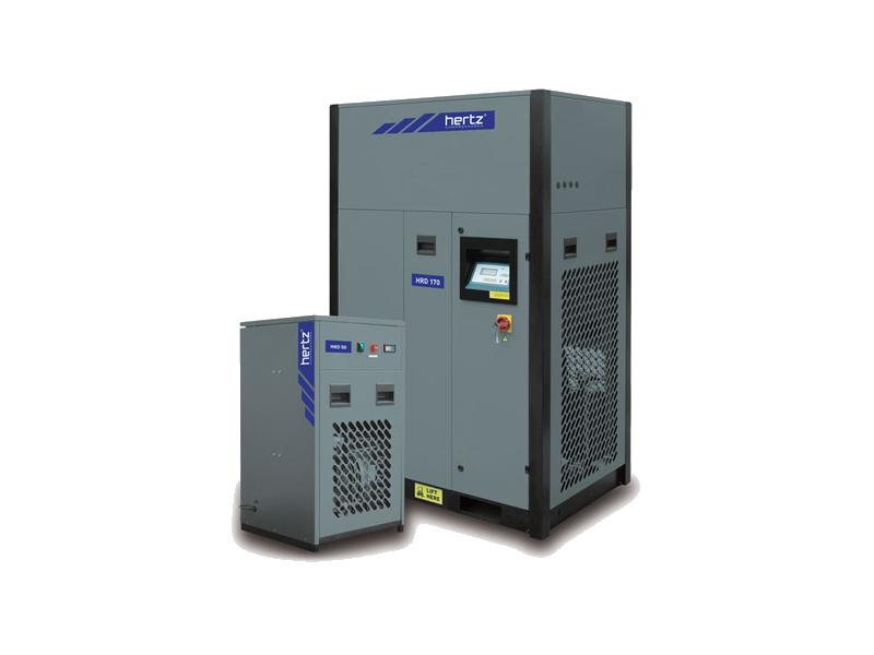 tratamiento aire secadores