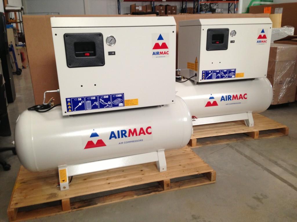 Compresores de Piston Insonorizado Airmac