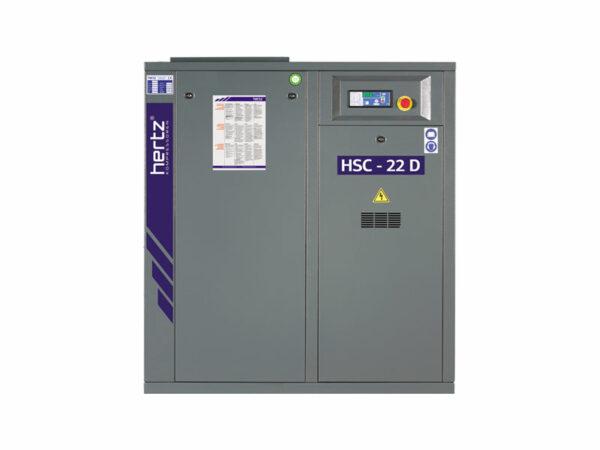 Compresor de Tornillo Velocidad Variable HSC- 22D